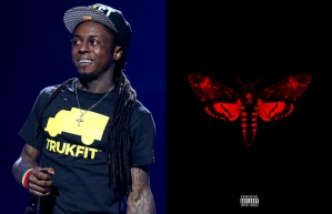 Lil Wayne I am Not a Human Being II cover